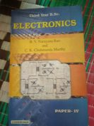 Electronics by B. V. Narayana rao and Chidananda Murthy