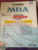 MBA all-in-one study kit for entrance examination
