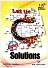 Let Us C Solutions by Yashavant P. Kanetkar