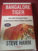 Bangalore tiger by Steve hamm
