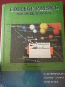 College physics by V.sundarajan, George Thomas and Syed Azeez