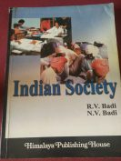 Indian Society by R.B.Badi and N.V.Badi