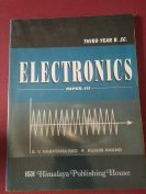 Electronics paper-3 by V.V.Narayana Rao and Kusum Anand