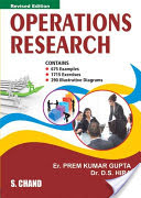 Operations Research by D S Hira