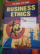 Business ethics by R.V Badi and N. V Badi