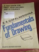Fundamentals of Drawing by K.R.Gopalakrishna