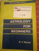 Astrology for beginners by B. V. Raman
